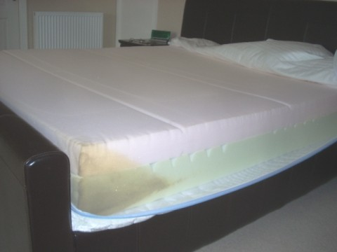 Mattress Internal Inspection.